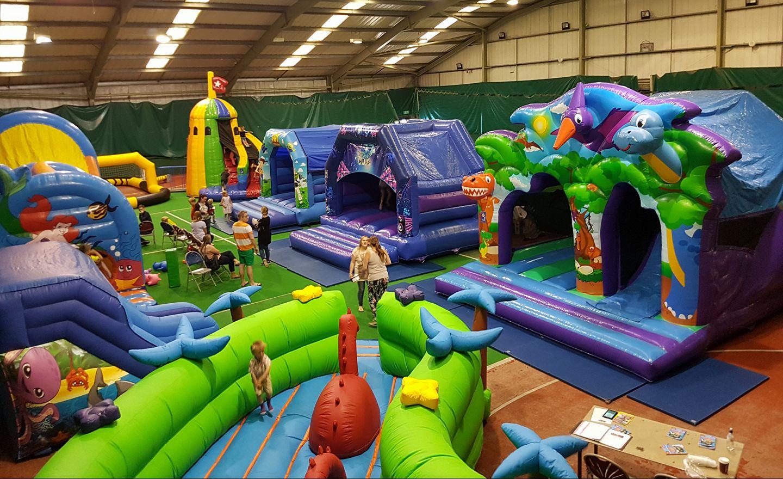 Loddon Valley Leisure Centre Bouncy Castle Hire