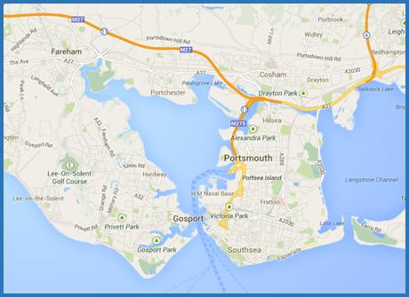 Bouncy Castle Hire Portsmouth