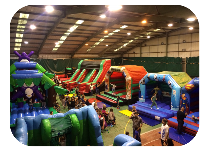 Inflatable Play Centre